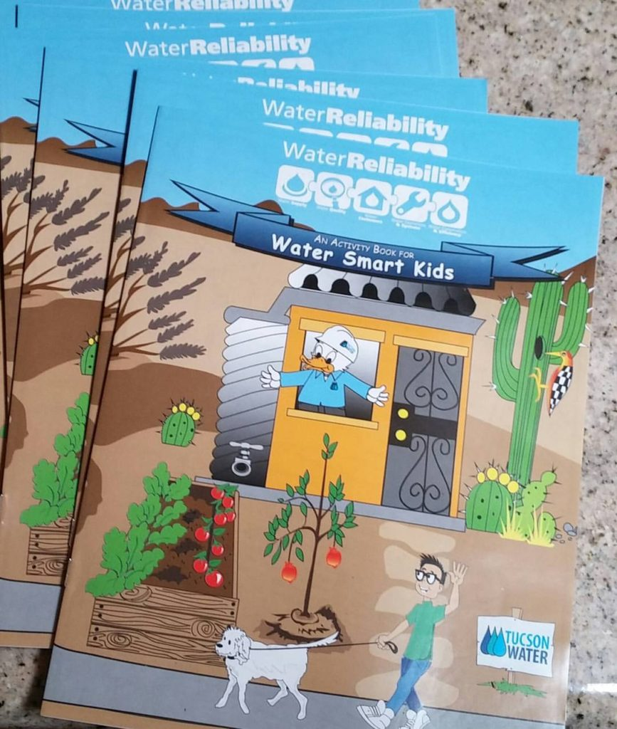 2016 Tucson Water Activity Book