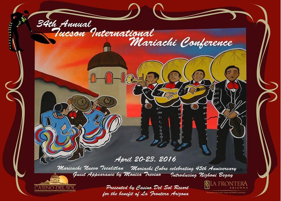 mariachi conference 2016